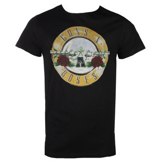 tee-shirt métal unisexe Guns N' Roses - AMPLIFIED - AMPLIFIED, AMPLIFIED, Guns N' Roses