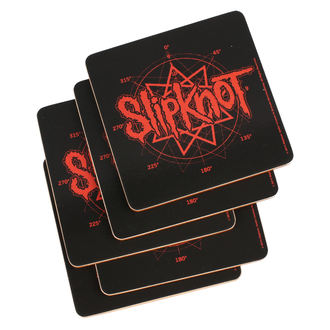 Sous-verres SLIPKNOT - ROCK OFF, ROCK OFF, Slipknot