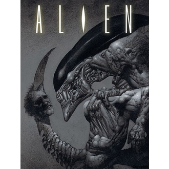 Tableau ALIEN - Head on tail - PYRAMID POSTERS, PYRAMID POSTERS, Alien - Le 8ème passager