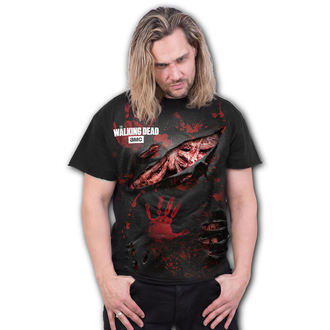 t-shirt de film pour hommes The Walking Dead - DARYL - SPIRAL, SPIRAL