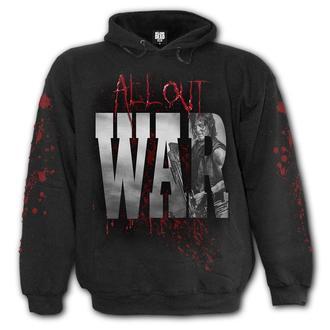 sweat-shirt avec capuche pour hommes The Walking Dead - ALL OUT WAR - SPIRAL