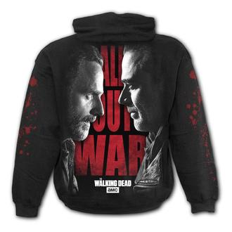 sweat-shirt avec capuche pour hommes The Walking Dead - ALL OUT WAR - SPIRAL, SPIRAL