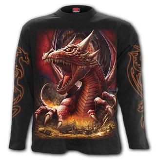 t-shirt pour hommes - AWAKE THE DRAGON - SPIRAL, SPIRAL