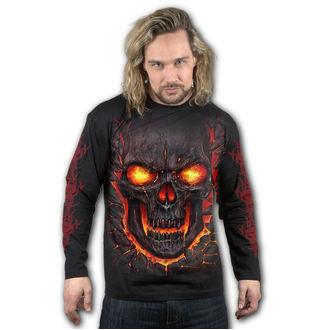 t-shirt pour hommes - SKULL LAVA - SPIRAL, SPIRAL