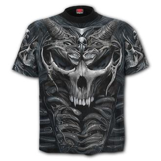 t-shirt pour hommes - SKULL ARMOUR - SPIRAL, SPIRAL