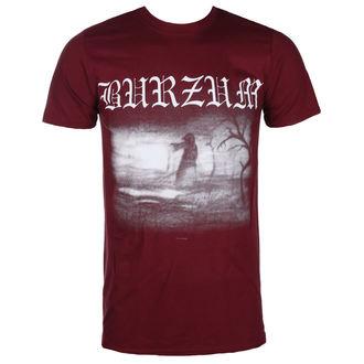 tee-shirt métal pour hommes Burzum - ASKE 2013 (MAROON) - PLASTIC HEAD, PLASTIC HEAD, Burzum