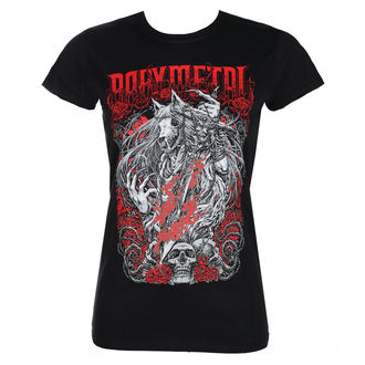 tee-shirt métal pour femmes Babymetal - ROSEWOLF - PLASTIC HEAD, PLASTIC HEAD, Babymetal