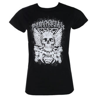 tee-shirt métal pour femmes Babymetal - CROSSBONE - PLASTIC HEAD, PLASTIC HEAD, Babymetal