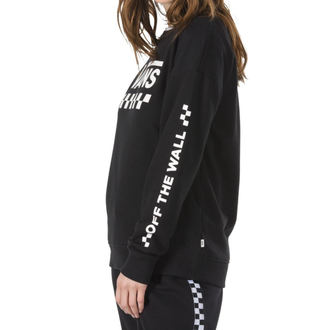 sweat-shirt sans capuche pour hommes - WM TOO MUCH FUN CREW - VANS, VANS