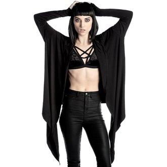 sweat-shirt avec capuche pour femmes - Raider Cloak - KILLSTAR, KILLSTAR