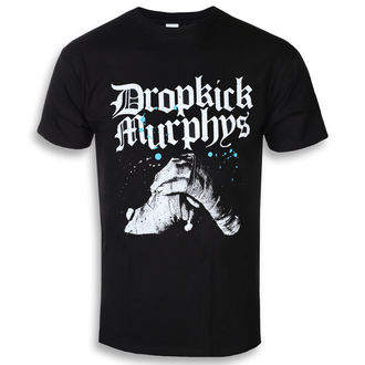 tričko pánské Dropkick Murphys - Boxing Gloves - Black - KINGS ROAD, KINGS ROAD, Dropkick Murphys