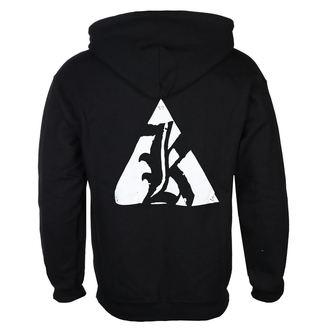 sweat-shirt avec capuche pour hommes Kvelertak - Big K Logo - KINGS ROAD, KINGS ROAD, Kvelertak
