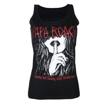Débardeur femmes Papa Roach - Bloody Hell - Noir - KINGS ROAD, KINGS ROAD, Papa Roach
