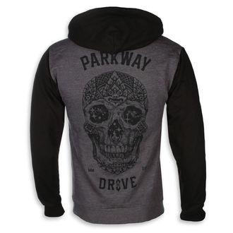 sweat-shirt avec capuche pour hommes Parkway Drive - Skull - KINGS ROAD, KINGS ROAD, Parkway Drive