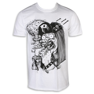 tee-shirt métal pour hommes Red Fang - Burger - KINGS ROAD, KINGS ROAD, Red Fang