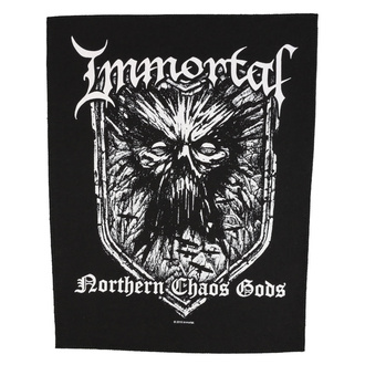 Grand patch Immortal - Northern Chaos Gods - RAZAMATAZ, RAZAMATAZ, Immortal