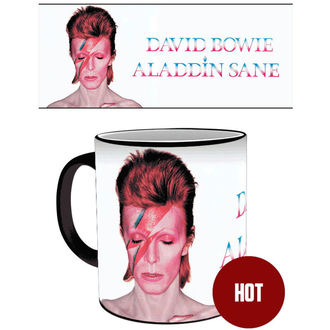 Mug thermoplastique David Bowie - GB posters, GB posters, David Bowie