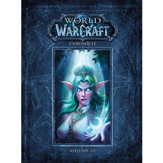 Livre World of Warcraft - Chronicle Volume 3, NNM