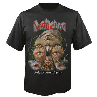 tee-shirt métal pour hommes Destruction - Release from agony 30 years - NUCLEAR BLAST, NUCLEAR BLAST, Destruction