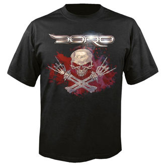 tee-shirt métal pour hommes Doro - Bloodskull - NUCLEAR BLAST, NUCLEAR BLAST, Doro