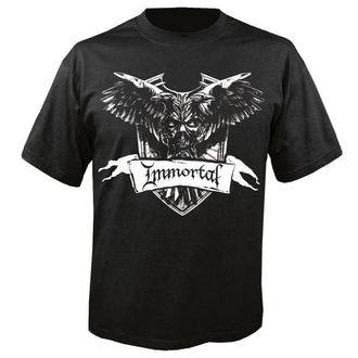 tee-shirt métal pour hommes Immortal - Crest - NUCLEAR BLAST, NUCLEAR BLAST, Immortal