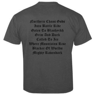 tee-shirt métal pour hommes Immortal - Chaos GREY - NUCLEAR BLAST, NUCLEAR BLAST, Immortal