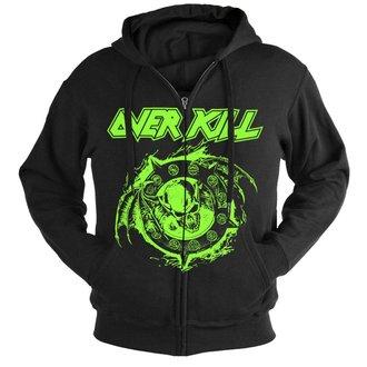 sweat-shirt avec capuche pour hommes Overkill - Krushing skulls - NUCLEAR BLAST, NUCLEAR BLAST, Overkill