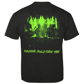 tee-shirt métal pour hommes Overkill - Krushing skulls - NUCLEAR BLAST, NUCLEAR BLAST, Overkill