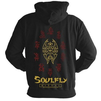 sweat-shirt avec capuche pour hommes Soulfly - Ritual - NUCLEAR BLAST, NUCLEAR BLAST, Soulfly