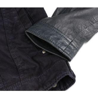 veste en cuir AC-DC - Dark blue - NNM