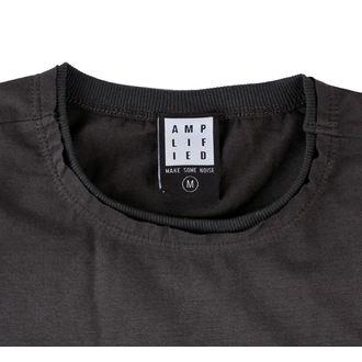 tee-shirt métal pour hommes Motörhead - Snaggletooth Crest - AMPLIFIED, AMPLIFIED, Motörhead