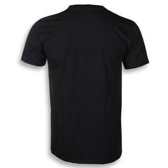 tee-shirt métal pour hommes Led Zeppelin - Zeppelin & Smoke Black - NNM, NNM, Led Zeppelin