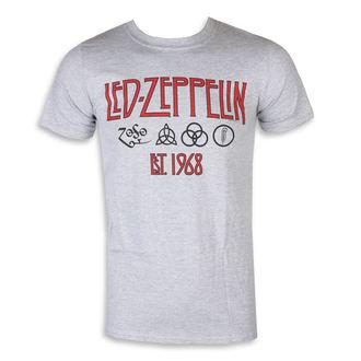 Pour des hommes t-shirt Led Zeppelin - Symboles  HNE  68 Des sports gris, NNM, Led Zeppelin