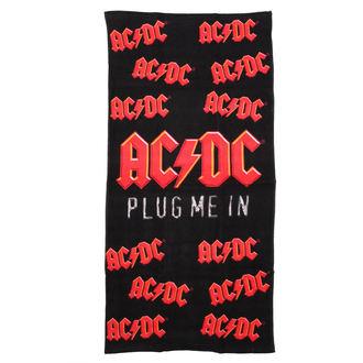 Serviette (une baignoire serviette) AC / DC, NNM, AC-DC