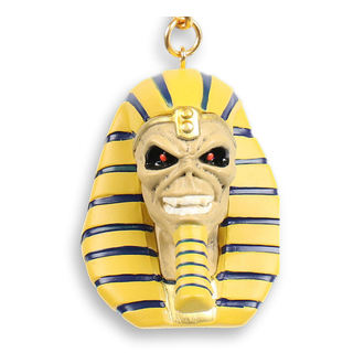 Clé bague (pendentif) Iron Maiden - Legacy of the Beast - pharaon Tête, NNM, Iron Maiden