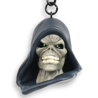 Clé bague (pendentif) Iron Maiden - Legacy of the Beast - moissonneuse Eddie, NNM, Iron Maiden