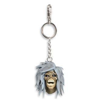 Clé bague (pendentif) Iron Maiden - Legacy of the Beast - Saint Fume Eddie, NNM, Iron Maiden