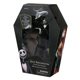 Figure Nightmare before Christmas - Jack, NIGHTMARE BEFORE CHRISTMAS, Nightmare Before Christmas