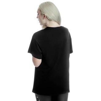 T-shirt pour femmes KILLSTAR - Handshake Relax - NOIR, KILLSTAR