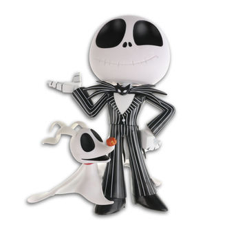 Figurine L'étrange Noël de Monsieur Jack  - Jack Skellington, NIGHTMARE BEFORE CHRISTMAS, Nightmare Before Christmas