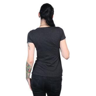 tee-shirt street pour femmes - HELMET SCOOP - METAL MULISHA, METAL MULISHA