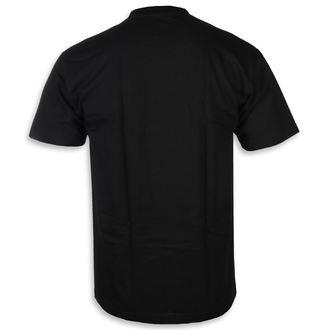 tee-shirt street pour hommes - NO PEACE BLK - METAL MULISHA, METAL MULISHA