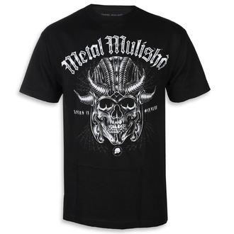 tee-shirt street pour hommes - WARHAMMER BLK - METAL MULISHA, METAL MULISHA
