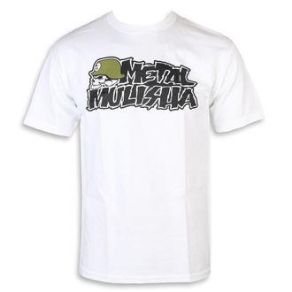 tee-shirt street pour hommes - IKON WHT - METAL MULISHA, METAL MULISHA