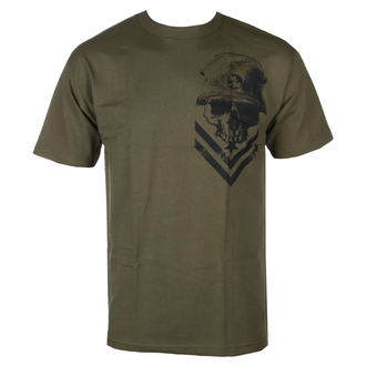 tee-shirt street pour hommes - TROOPER MGN - METAL MULISHA, METAL MULISHA