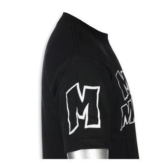tee-shirt street pour hommes - SQUAD BLK - METAL MULISHA, METAL MULISHA