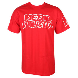 tee-shirt street pour hommes - SQUAD RED - METAL MULISHA, METAL MULISHA