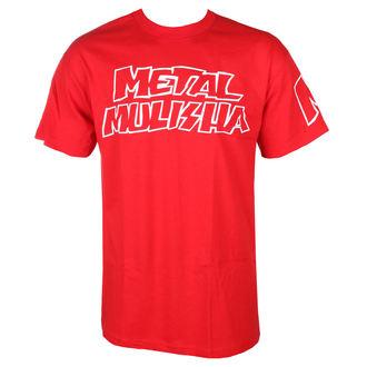tee-shirt street pour hommes - SQUAD RED - METAL MULISHA, METAL MULISHA