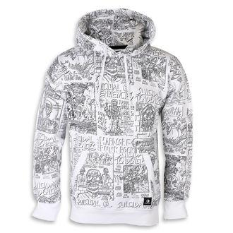 sweat-shirt avec capuche pour hommes Suicidal Tendencies - Suicidal Tendencies - CONVERSE, CONVERSE, Suicidal Tendencies