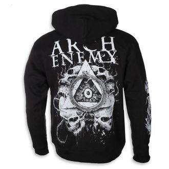 sweat-shirt avec capuche pour hommes Arch Enemy - Riddick -, Arch Enemy